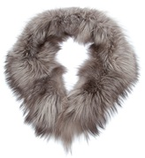Rewind Vintage Affairs fox fur snood