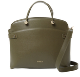 Furla Agata Medium Leather Satchel