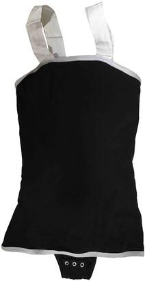 Martine Sitbon Black Cotton - elasthane Swimwear for Women