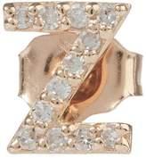KC Designs Diamond Z Single Stud Earring