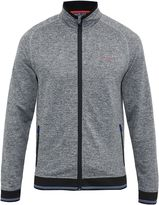 Ted Baker Parway Mouliné Zip Through Cardigan