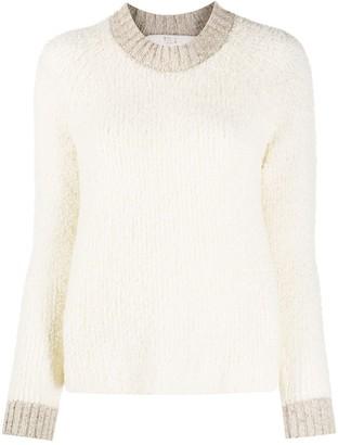 Tela Long-Sleeve Knitted Jumper