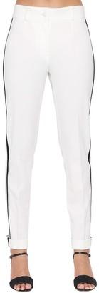 Dolce & Gabbana Sides Striped Pants