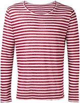 Massimo Alba striped T-shirt