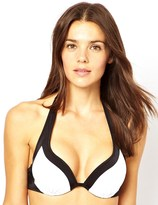 Vero Moda Mistral Underwired Halter Bikini Top
