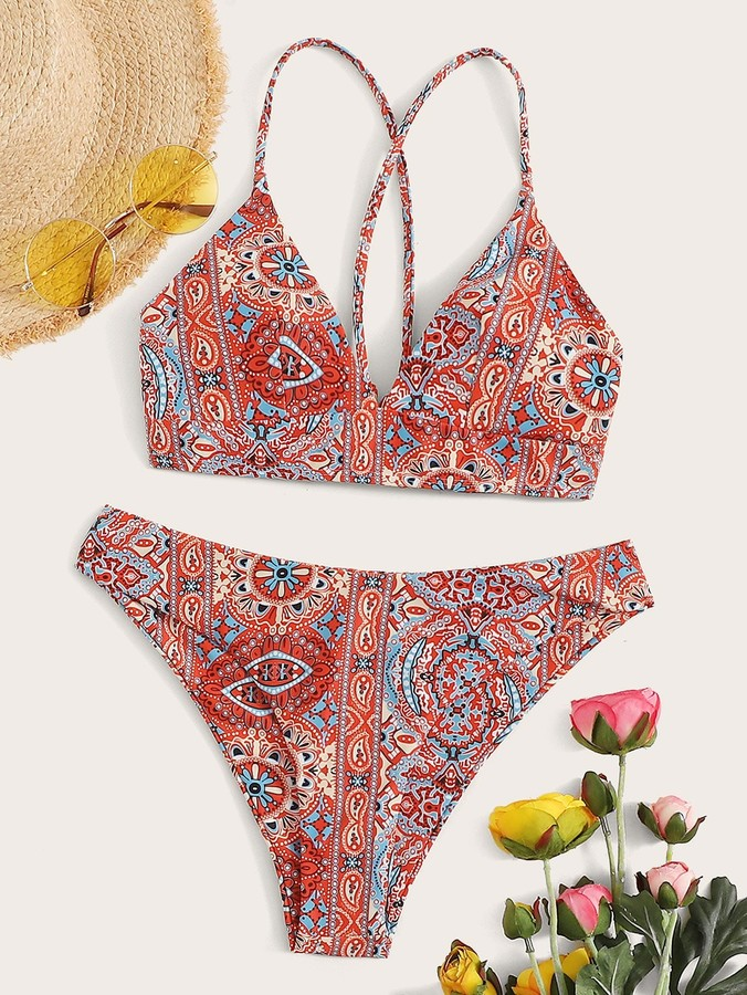 99db312c624 Tribal Bikini - ShopStyle