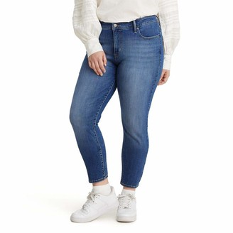 Levi's Women's Plus-Size 311 Shaping Skinny Jeans