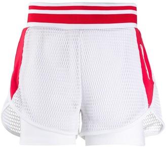 Fila Mesh Layered Sports Shorts