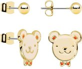 Body Candy Teddy Bear Delight Duo Earring Set