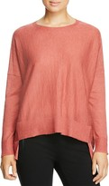 Eileen Fisher Drop Shoulder Sweater