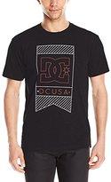 DC Men's Pennant Star Short Sleeve T-Shirt