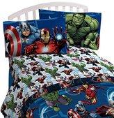 Marvel Avengers Heroic Age Sheet Set, Twin