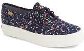 Keds ® 'Triple Deck - Liberty of London Print' Sneaker (Women)