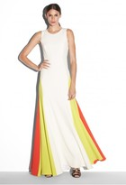 Milly Colorblock Gown