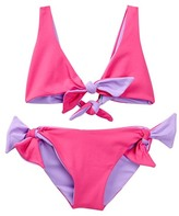 Melissa Odabash Como Reversible Bikini (Toddler, Little Girls, & Big Girls)
