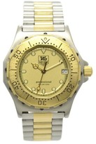 Tag Heuer 3000 935.413 Professional 200M Stainless Steel & Gold Plated Quartz 34.5mm Unisex Watch