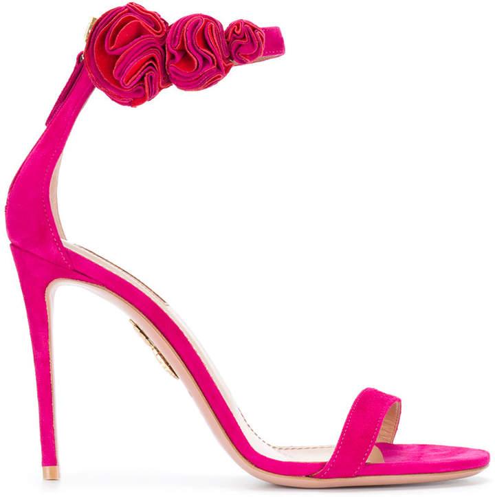 Aquazzura Desert Rose sandals