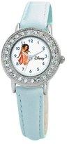 Disney Kids' D693S409 High School Musical Vanessa Blue Leather Strap Watch
