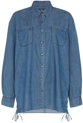 3x1 Corin denim shirt