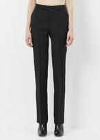 Ports 1961 black casual long trouser