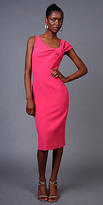Pink Draped Shift Dresses by Tracy Reese