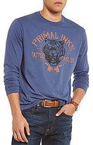 Daniel Cremieux Jeans Primal Links Long-Sleeve Tee
