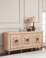 Hooker Furniture Penny Three-Door Console