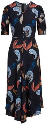 See by Chloe Printed midi-dress