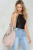 Nasty Gal nastygal WANT Guilt Trip Vegan Leather Bag