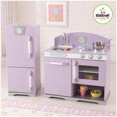 Kid Kraft Lavender Retro Kitchen & Refrigerator