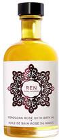 Ren Skincare Moroccan Rose Otto Bath Oil.