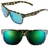 Smith Optics Women's 'Lowdown' 56Mm Sunglasses - Black Tortoise/ Gray Green