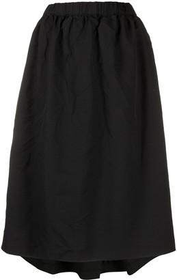 Comme des Garçons Comme des Garçons Full Midi Skirt