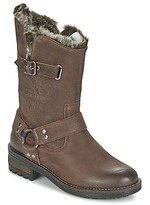 Superdry TEMPTER BOOT Brown