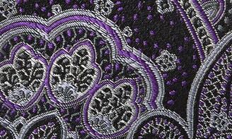 Nordstrom Doyle Paisley Extra Long Silk Tie