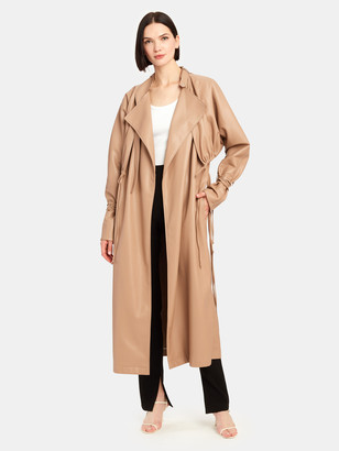 Olenich Convertible Trench Coat