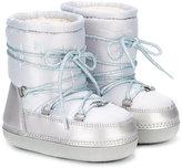Armani Junior moon boots