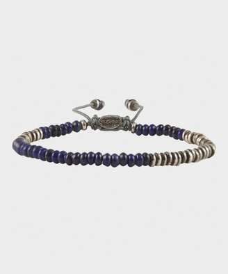 M. Cohen The Ingot Bracelet in Lapis Blue