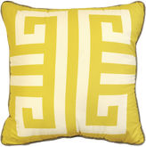 Idea Nuova Stylehouse Greek Key Decorative Pillow