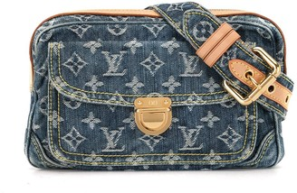 Louis Vuitton 2007 pre-owned Monogram denim belt bag