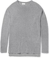 John Elliott - Pigtail Mercer Mélange Cotton-blend Sweater