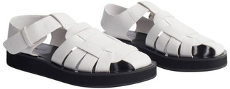 Tony Bianco Suburbia Milk Capretto Sandals