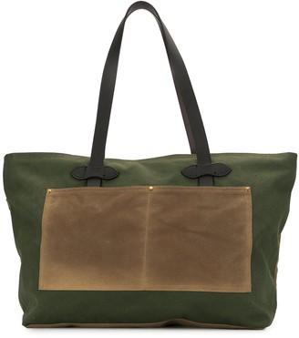Filson Two Tone Tote Bag