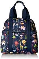 Le Sport Sac Women's Baby Double Trouble Backpack