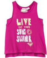 Roxy Girls' Livin' Tank (2T6X) - 8135494