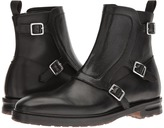 Alexander McQueen Monk Strap Ankle Boot Men's Pull-on Boots
