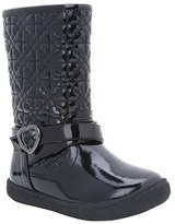 Nina Toddler Girl's 'Avary' Quilted Moto Boot