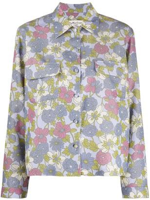 YMC Floral Print Shirt