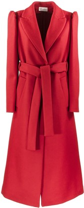 RED Valentino Wool Cashmere Coat