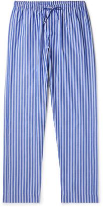 Zimmerli Striped Cotton Pyjama Trousers
